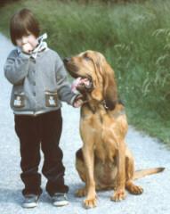 Bluthund Familie